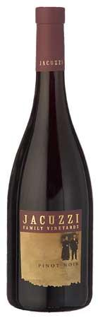 Jacuzzi Family Vineyard Pinot Noir